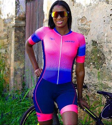 Macaquinho Ciclismo Classic Vezzo Andromeda