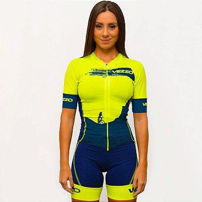 Macaquinho Vezzo Ciclismo Classic Ivy