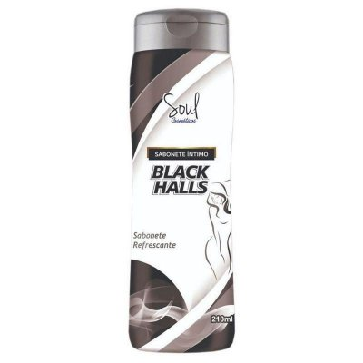 Sabonete Líquido Feminino Soul - Black Haus 210ml