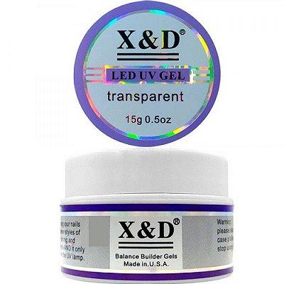 X&D - LED - UV TRANSPARENT