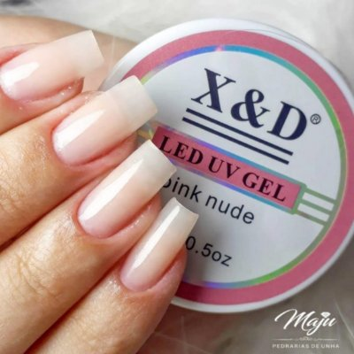 X&D - LED - UV - PINK NUDE