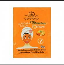 MASCARA FACIAL VITAMINA PURA