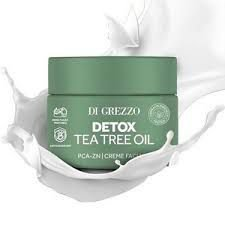 Creme facial Detox tea tree oil