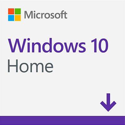 Microsoft Windows 10 Home 32/64 Bits ESD KW9-00265