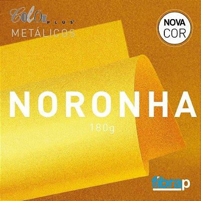 Color Plus Metálico Noronha 180 g/m2,  pacote 20fls.