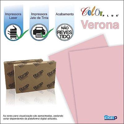 Color Plus Verona,  pacote 100fls.