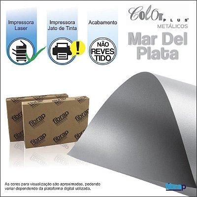 Color Plus Metálico Mar Del Plata,  pacote 100fls.