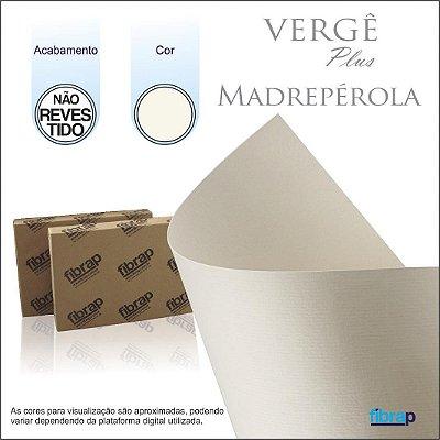 Vergê Madrepérola,  pacote 100fls.