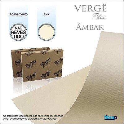 Vergê Âmbar,  pacote 100fls.