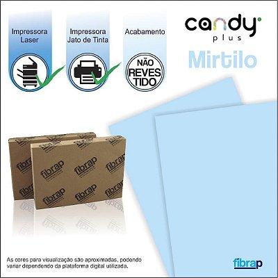 Candy Plus Mirtilo,  pacote 100fls.