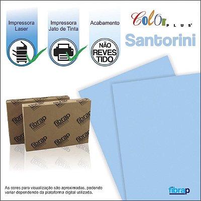 Color Plus Santorini,  pacote 100fls.