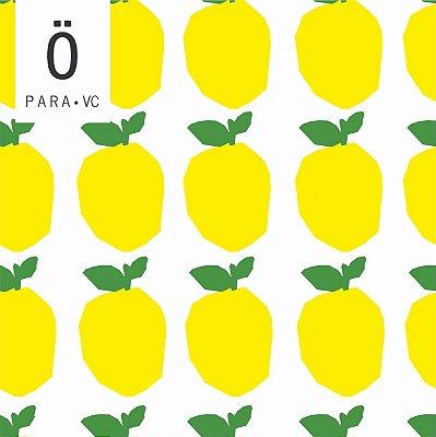Avental Limão Siciliano . ÖTA • PARA • VC