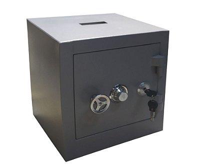 Cofre Concretado - C40 - Coletor - Mecânico
