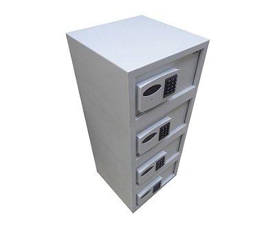 Cofre Eletrônico Digital Especial - 4 portas LAP 41