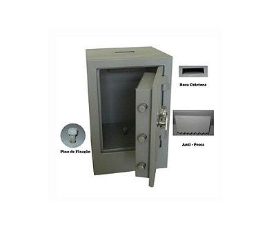 Cofre Concretado C80 Coletor