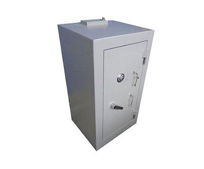 Cofre de Alta Segurança - FORT 100 LS com coletor cadeado