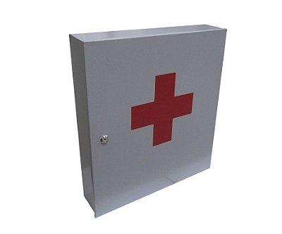 Porta Remédios de Aço