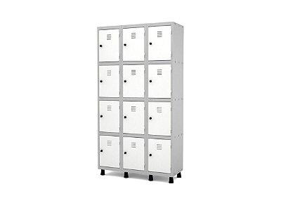 Roupeiro De Aço 12 Portas - GRP/GRF 503-12