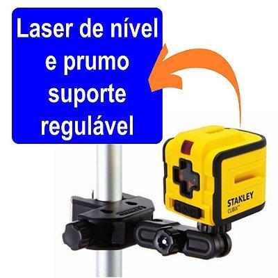Nível Laser Autonivelante - Cubix - Stanley