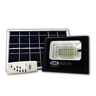 Refletor LED Energia Solar 70W