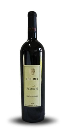 Vinho Del Rei Tinto Seco Bordo 750 ml
