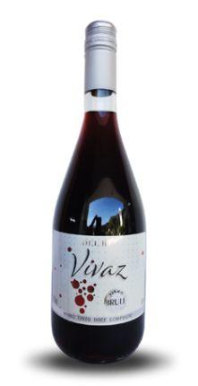 Vinho de verão Vivaz tinto