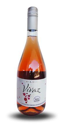 Vinho de verão Vivaz Rose 1L