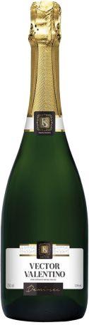 Espumante Demi-Sec Vector Valentino 750 ml