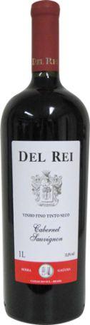 Vinho Tinto seco Fino Cabernet Sauvignon 1L