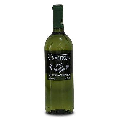 Vanisul - Vinho de Mesa Branco Seco 750ml
