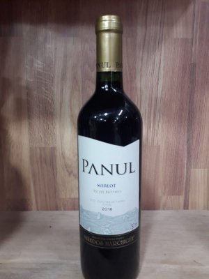 Vinho Panul Merlot - Chile
