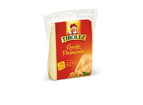 Queijo Parmesão Tirolez 245 grs