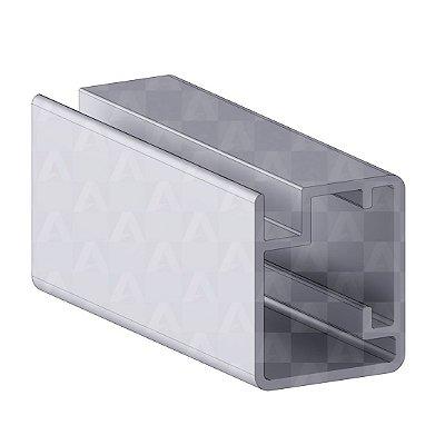 Perfil de Aluminio Lucina 6 mts
