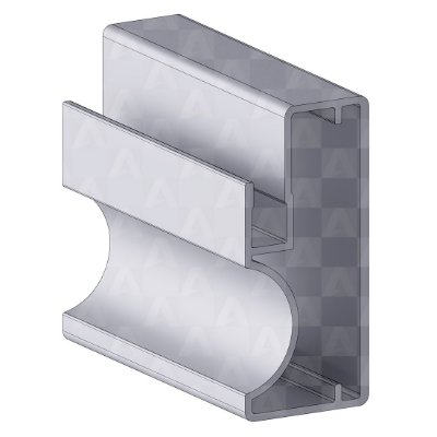 Perfil de Alumínio Destino 6 mts