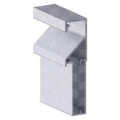 Perfil de Alumínio 3182T 6 mts