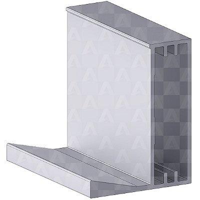 Perfil de Alumínio 3646 6 mts