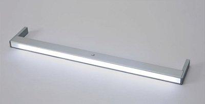 Cabideiro Iluminado com Sensor de Presença Luz Quente