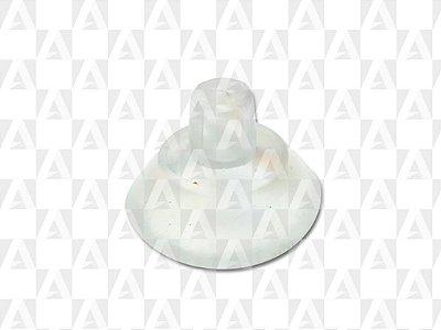Ventosa 6 mm Transparente