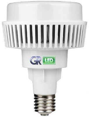 Lâmpada LED 80W Alta Potência E-40 Bivolt 6.500 K