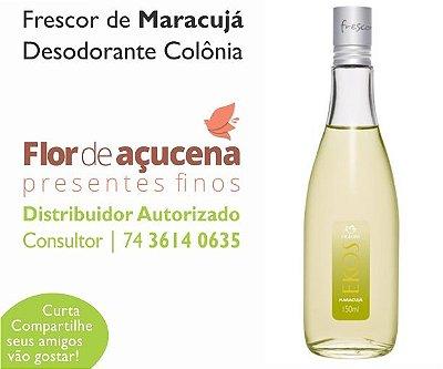 Frescor de Maracujá Desodorante Colônia Cód. 33195