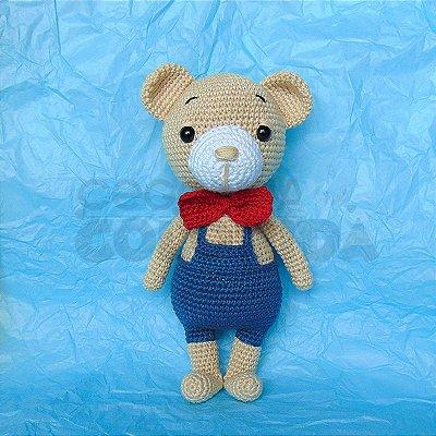 Amigurumi Ursinho Teddy