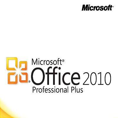 Microsoft Office 2010 Pro 32/64 Bits Original + Nota Fiscal