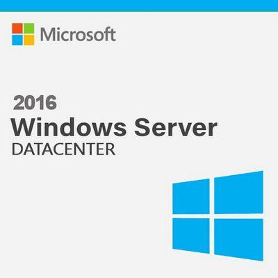 Microsoft Windows Server 2016 Datacenter - Licença Original + Nota Fiscal