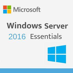 Microsoft Windows Server 2016 Essentials - Licença Original + Nota Fiscal