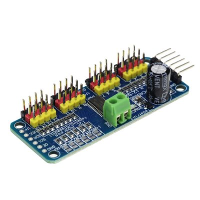 Módulo PWM Servo 16 canais PCA9685