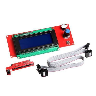Display LCD 2004 com Leitor SD