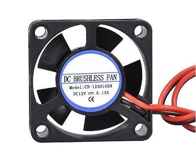Micro Ventilador Cooler 30x30x10mm 12v - 3010