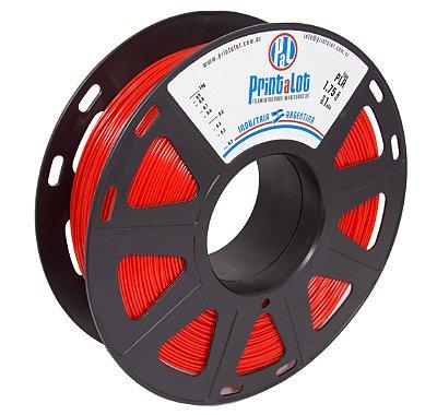 Filamento PLA Vermelho 1,75mm  PrintaLot - 1kg