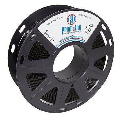 Filamento PLA Preto 1,75mm  PrintaLot - 1kg
