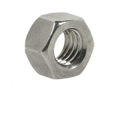Porca Sextavada - DIN 934 - M8 - 1,25 - Aço Inox